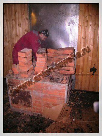 Демонтаж печи | Форум: дом и дача
